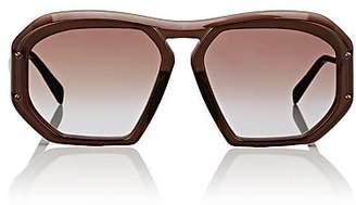 45a1fa68e19f Celine Women s Geometric Sunglasses - Brown