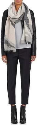 Rag & Bone Women's Sinclair Camouflage Oversized Merino Wool-Blend Scarf
