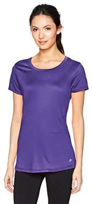 Spalding Women's Women's Short Sleeve Fitness Tee,M