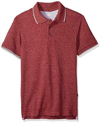 Lee Men's Short Sleeve Polo Tee Shirt