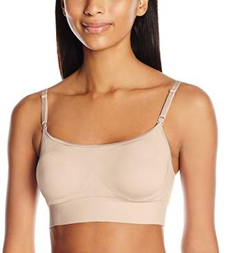 Warner's Women's Easy Does It No Dig Wire-Free Bra $18.62 thestylecure.com