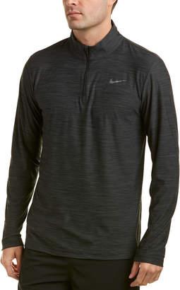 Nike Breathe 1/4-Zip Pullover