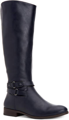 Style&Co. Style & Co Kindell Wide-Calf Tall Boots