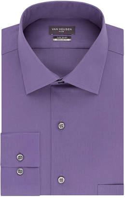 Van Heusen Flex Collar Long-Sleeve Dress Shirt - Big and Tall
