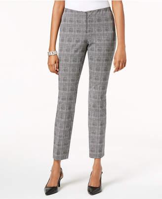 Alfani Printed Skinny Pants, Created for Macy's