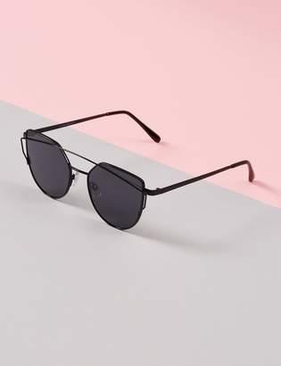 Lane Bryant Cateye Aviator Sunglasses