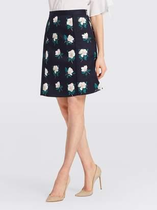 Draper James Magnolia A-Line Skirt