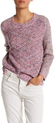 Inhabit Spring Boucle Crew Neck Sweater $308 thestylecure.com