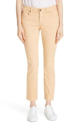 Eileen Fisher Stretch Denim Ankle Skinny Jeans