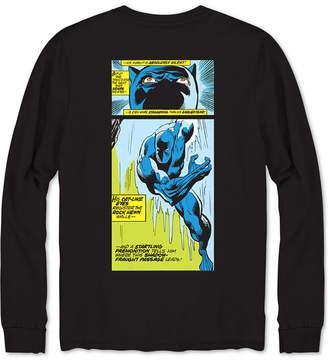 Hybrid Black Panther Men Graphic T-Shirt