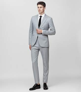 Reiss Oakland Wool Slim Suit