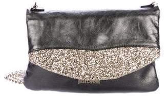 Just Cavalli Leather Crossbody Bag