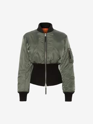 Alexander McQueen Bomber Jacket
