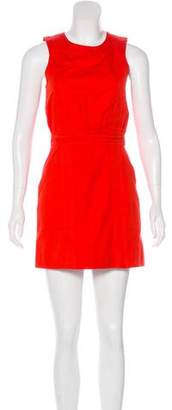 Marc by Marc Jacobs Twill Mini Dress
