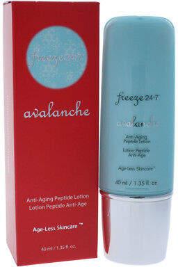 Freeze 24-7 7 Avalanche Anti-Aging Peptide Lotion 39.825 ml Skincare