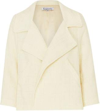 Libelula Woolhampton Jacket Cream Sparkle Boucle