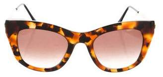 Thierry Lasry Supremacy Cat-Eye Sunglasses