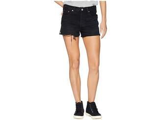 Levi's Premium 501(r) Diy High-Rise Shorts