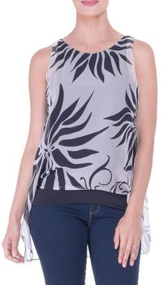 Olian High/Low Maternity Tank
