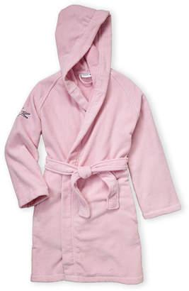 Lacoste Toddler Girls) Pink Terry Bathrobe