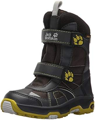 Jack Wolfskin Boys' S Polar Bear Texapore High Rise Hiking Shoes