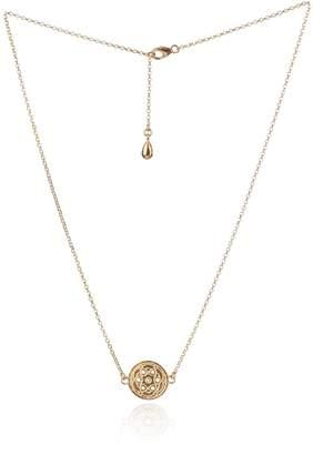 Maro Gold Byzantine Fine Necklace