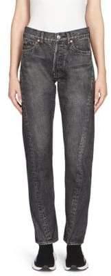 Balenciaga Vintage Twisted Jeans