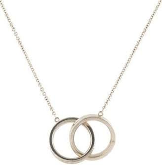 Tiffany & Co. 1837 Interlocking Circles Pendant Necklace silver 1837 Interlocking Circles Pendant Necklace