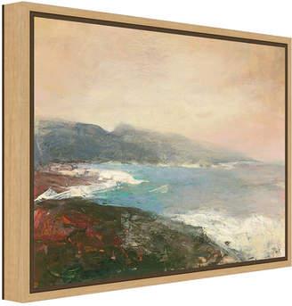 Lands' End Amanti Art Lands End Crop by Julia Purinton Canvas Framed Art