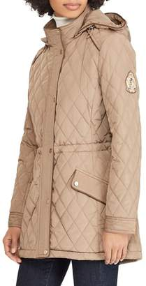 Lauren Ralph Lauren Quilted Coat