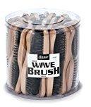 Annie Mini Wave Brush Bulk, Hard Bristles, 24 Count $33.72 thestylecure.com
