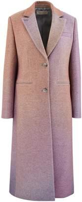 Nina Ricci Long wool coat