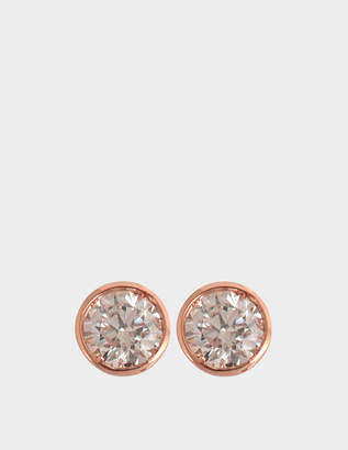Vanessa Tugendhaft Solitaire Earrings