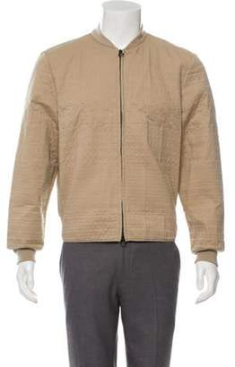 3.1 Phillip Lim Quilted Bomber Jacket beige Quilted Bomber Jacket