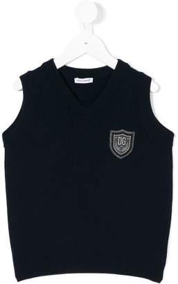 Dolce & Gabbana knitted vest
