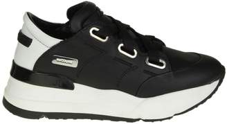 Ruco Line Rucoline Sneakers r-evolve 4038 Nature In Black Leather