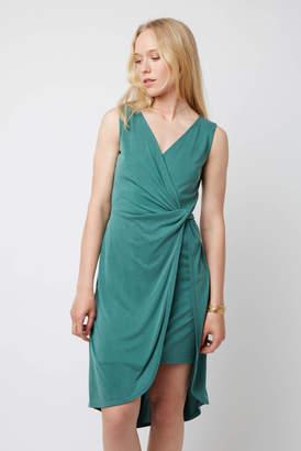 Abbeline Sleeveless Side Knot Dress