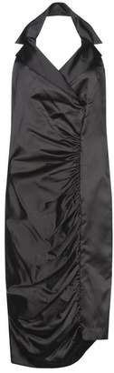 Les Hommes 3/4 length dress