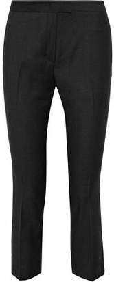 Joseph Queen Cropped Wool-Twill Tapered Pants