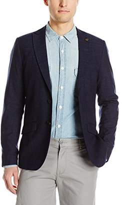 Scotch & Soda Men's Classic Summer Blazer in Polyester/Viscose Quality