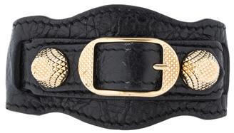 Balenciaga Balenciaga Giant Gold Bracelet