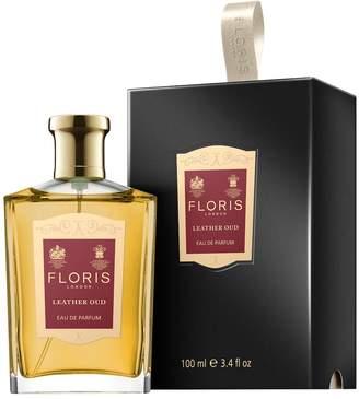 Floris Leather Oud Eau de Parfum (3.4 OZ)