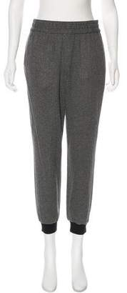 Alice + Olivia High-Rise Skinny Joggers w/ Tags