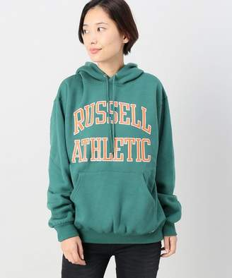 Parker (パーカー) - JOINT WORKS RUSSEL ATHLETIC NuBlend プリントプルパーカー