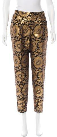 Kate Spade New York Avery Jacquard Pants w/ Tags