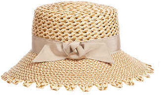Eric Javits Montauk Woven Sun Hat