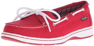 Eastland Women's Sunset MLB Nationals Boat Shoe