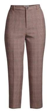 Ganni Suiting Cropped Trousers