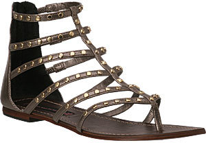 Steven by Steve Madden - Chancee Pewter Leather