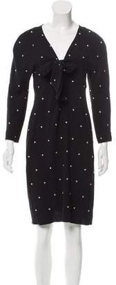 Sonia Rykiel Embellished Shift Dress